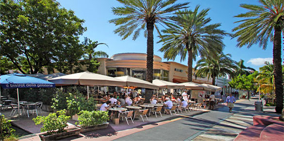 Lincoln Road Restaurants
